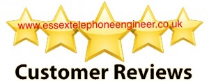 Essex Telephone Engineer reviews are excellent
